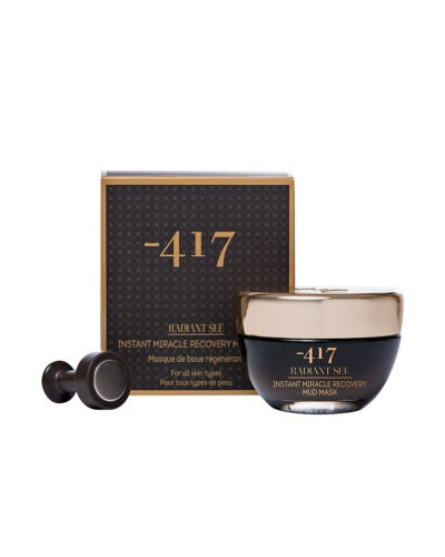 INSTANT MIRACLE MUD MASK SIMPLE MAGNET BOX