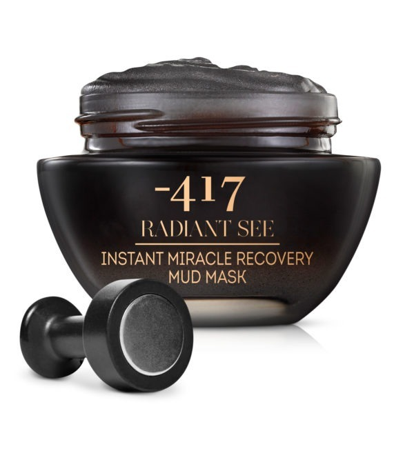 Instant Miracle Recovery Mud Mask Open