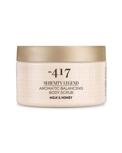 Aromatic Balancing Body Scrub Milk Honey