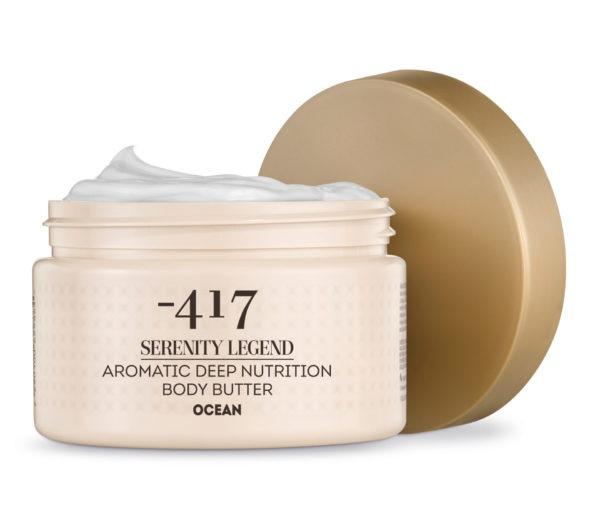 Aromatic Depp Nutrition Body Butter Ocean Open