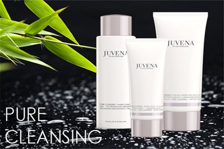 j pure cleansing