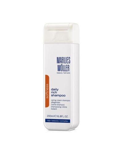 marlies mo ller softness daily repair rich shampoo